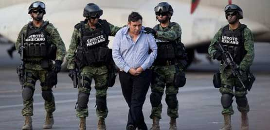 Extradition Mexico and Italy
