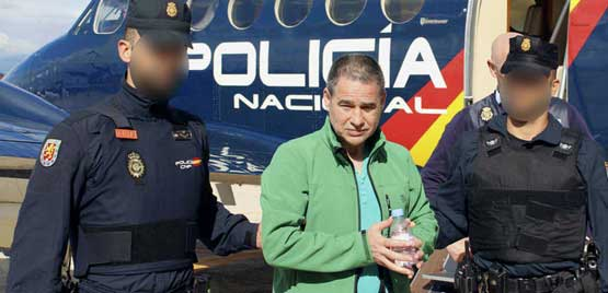 Extradition between the Governments of Italy and Spain