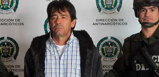 The decision of the Supreme Court of Justice of Colombia and the Ministry of Justice for the extradition to Italy of the head of Colombian drug trafficking Rafael Ivan Zapata Cuadros